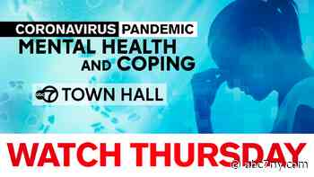 Coronavirus Pandemic: Mental Health and Coping town hall - WABC-TV