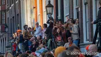 Dutch move toward further easing of coronavirus lockdown - ABC News
