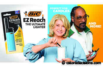 BIC Teams With Snoop Dogg and Martha Stewart for EZ Reach Lighter Campaign - Convenience Store Decisions