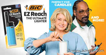 Snoop Dogg and Martha Stewart Promote BIC Lighter in New Partnership - Adweek