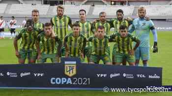 Los puntajes de Aldosivi ante River por la Copa Liga Profesional - TyC Sports