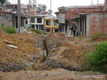 En el Prado (Chinchiná) ya tienen agua potable - La Patria.com