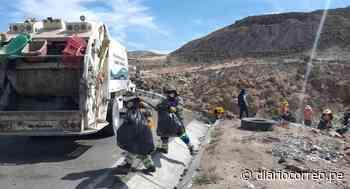 Arequipa: Afectan ecosistema en quebrada Cuico en Yura - Diario Correo