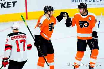Flyers drop from trendy East favorite to another lost season