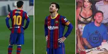 Lionel Messi droht Ärger wegen Barça-Grillparty - Nau.ch