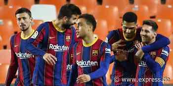 FC Barcelona: Grillparty bei Lionel Messi sorgt für Corona-Ärger - EXPRESS