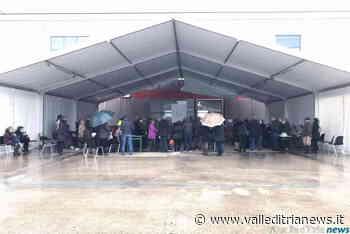 Vaccinazioni. Oggi a Martina Franca 267 dosi, domani si prosegue col personale scolastico - ValleditriaNews