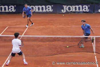 Tennis, Per Il CT Maglie Sfida Decisiva Contro Il Martina Franca - Corriere Salentino