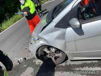 Ancora un incidente al IV Km, tra Artena e Colleferro: solo tanta paura - Casilina News