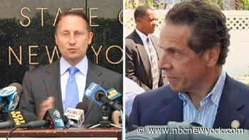 GOP's Rob Astorino Announces 2nd Bid for NY Governor