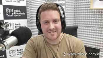 Jonatan Viale se aisló por el positivo de coronavirus de su familia - Télam