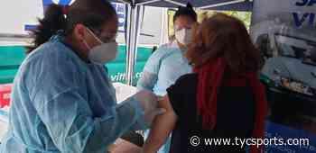 Coronavirus: la Provincia de Buenos Aires abrió la vacunación para residentes extranjeros - TyC Sports
