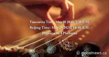 The Oriental Voice virtual concert