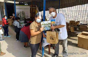 Entregan paquetes educativos a 120 familias en Lima y Oxapampa para estimular la lectura - Press Perú