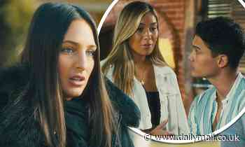 Made In Chelsea: Maeva makes it her mission to RUIN Miles and Inga's romance - Daily Mail