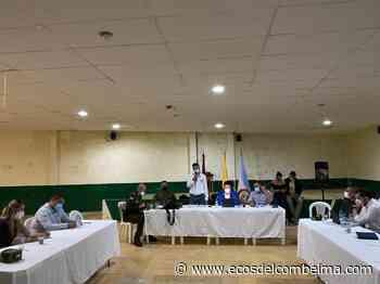 Gobierno Departamental llevó a cabo consejo extraordinario de seguridad en Herveo - Ecos del Combeima