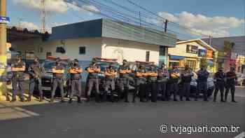Cosmópolis, Artur Nogueira, Mogi Mirim e Paulínia dão apoio a Engenheiro Coelho no combate à aglomeração de pessoas - TV Jaguari