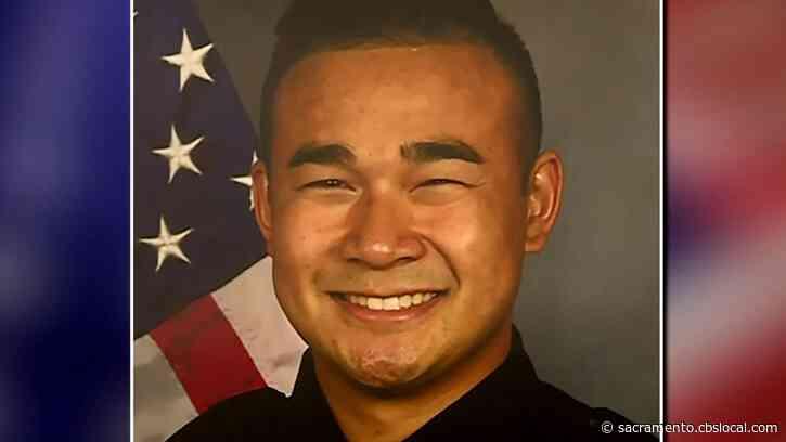 Slain Stockton Police Officer Identified As Jimmy Inn
