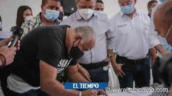 Habilitaron la vía Manizales - Mariquita, tras diálogo con camioneros - El Tiempo