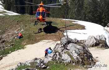 Sturz auf der Hochplatte: Schwere Schulterverletzung - Grassau - Passauer Neue Presse