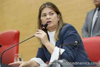 Deputada Cassia Muleta lamenta mortes por Covid-19 e pede mais agilidade na vacinação - Rondônia Dinâmica