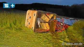 Marsberg: Wie es zu dem schrecklichen Ballon-Unglück kam - Westfalenpost