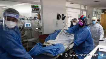 Murieron 490 personas y 25.976 fueron reportadas con coronavirus en el país - Télam