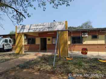 USF de Yataity del Norte será transformada en un hospital - Nacionales - ABC Color
