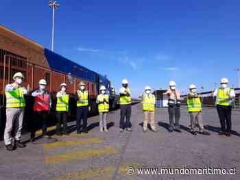 Puerto de Arica, Chile: Ferrocarril Arica-La Paz se puso en marcha tras 16 años de inactividad - MundoMaritimo.cl