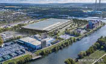 Ikea construit un entrepôt de 72 000 m² à Limay (78) - Voxlog
