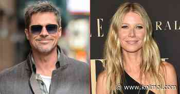 When Gwyneth Paltrow – Brad Pitt Were Madly In Love With Each Other & The Actress Couldn't Keep Her Eyes Off Him - Koimoi