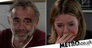 Corrie fans praise Sally Carman as Abi reads her dead son Seb's wedding speech - Metro.co.uk