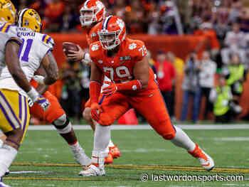 Jackson Carman Pick Will Define 2021 NFL Draft for Cincinnati Bengals - Last Word on Baseball