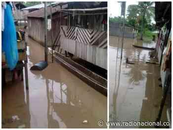 Nariño: Desbordamiento del río Patía deja más de 300 familias afectadas - http://www.radionacional.co/