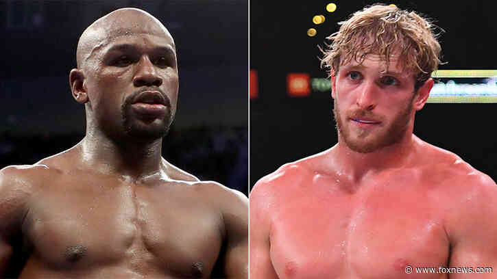 Logan Paul adds extra security after Floyd Mayweather Jr.'s 'kill' threat: 'We take that s--t seriously' - Fox News