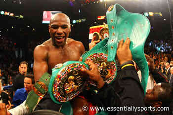 Every Single Title Won by Floyd Mayweather: How Many Belts Does He Have? - EssentiallySports