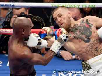 Conor McGregor reveals what he should've done differently against Floyd Mayweather - The Independent