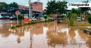Desbordamiento de quebrada inundó varios sectores de Marinilla - Vanguardia