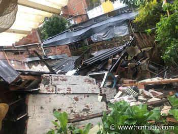 Deslizamientos e inundaciones por las lluvias en Marinilla, Antioquia - RCN Radio