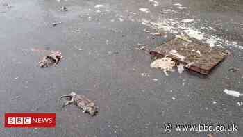Wallsend downpour floods dead rats, faeces and nappies from drains
