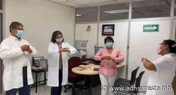 Hospital General de PEMEX en Salina Cruz se suma a la Primera Jornada Nacional de Salud Pública 2021 (13:30 h) - ADNl sureste