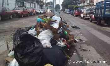 Se agudiza problema de la basura en Salina Cruz - RIOaxaca