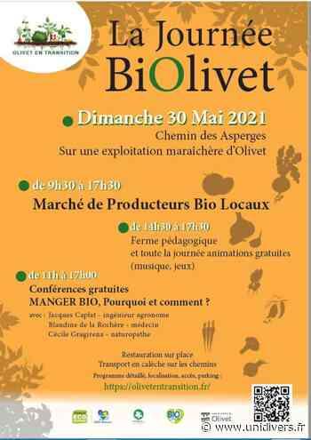 La journée BiOlivet 2021 Chemin des Asperges olivet - Unidivers