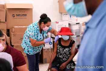CDC: 35% of Americans Fully Vaccinated Against Coronavirus - U.S. News & World Report