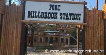 Schiffweiler Spielplatz ist ein Eldorado für Cowboys und Indianer - Saarbrücker Zeitung