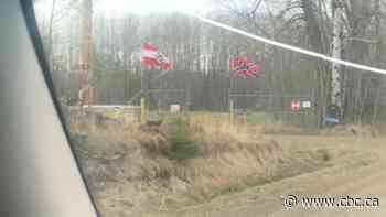 Criminal complaint filed after 2nd Nazi flag spotted in rural Alberta