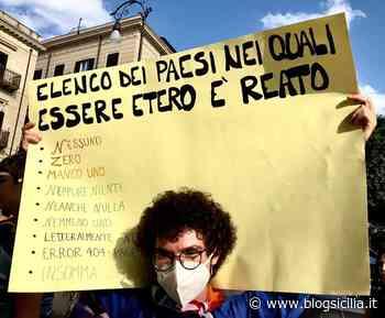 """""""Legge Zan, non un passo indietro"""", Palermo in piazza - BlogSicilia.it"""