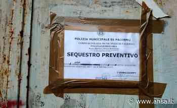 Ambiente:sequestrata zona a Palermo dopo sversamento liquidi - Agenzia ANSA
