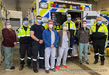 HSN and paramedics step up to support Ontario's ICU demand - My Eespanola Now