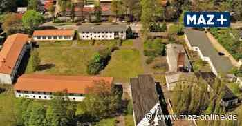 Gelände des Loeffler-Instituts Wusterhausen auf dem Immobilienmarkt - Märkische Allgemeine Zeitung